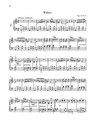 Edvard Grieg: Sämtliche Lyrische Stücke: Piano