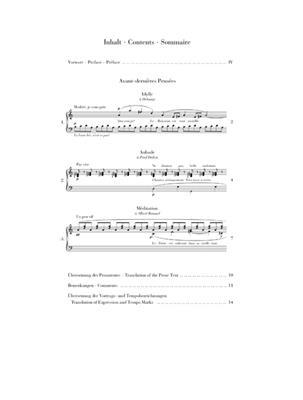 Erik Satie: Avant-dernières Pensées: Piano