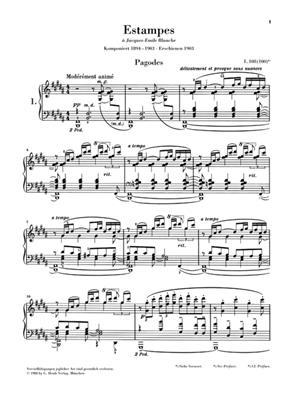 Claude Debussy: Piano Works - Volume II: Piano