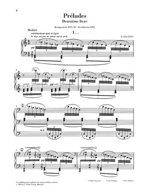 Claude Debussy: Piano Works - Volume III: Piano