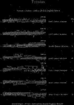 Johann Sebastian Bach: Toccatas BWV 910-916: Piano