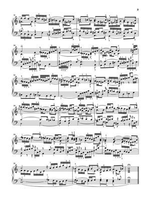 Johann Sebastian Bach: The Well-Tempered Clavier Part II BWV 870-893: Piano