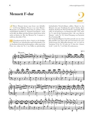 Wolfgang Amadeus Mozart: Am Klavier - 15 Bekannte Originalstücke: Piano