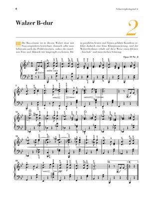 Johannes Brahms: Am Klavier - 15 Bekannte Originalstücke: Piano
