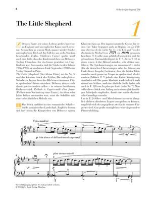 Claude Debussy: Am Klavier - 9 Bekannte Originalstücke: Piano