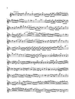 Johann Sebastian Bach: Sonatas for Violin and Piano: Violin