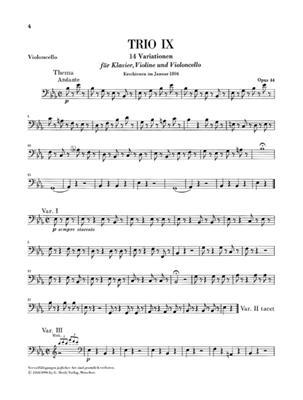 Ludwig van Beethoven: Piano Trios, Volume III: Piano Trio