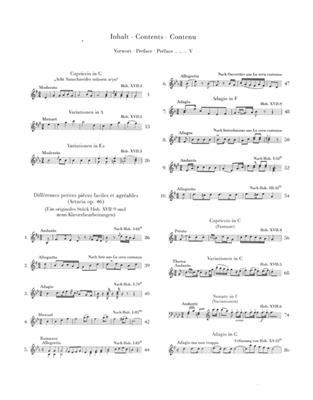 Franz Joseph Haydn: Klavierstucke/Piano Pieces: Piano
