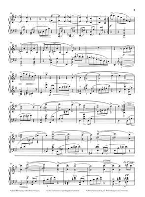 Robert Schumann: Davidsbündlertänze Op.6: Piano
