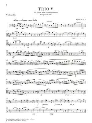 Ludwig van Beethoven: Piano Trios - Volume II: Piano Trio