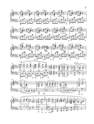 Frédéric Chopin: Piano Sonata B Flat Minor Op.35: Piano
