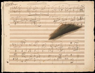 Ludwig van Beethoven: Piano Sonata A major op. 101: Piano