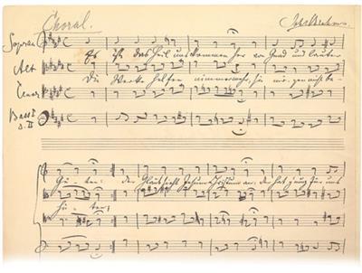 Johannes Brahms: Motette op. 29 Nr. 1: Mixed Choir