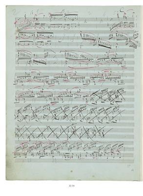 Franz Liszt: Klaviersonate h-moll: Piano