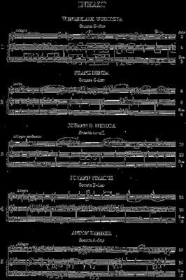 Böhmische Sonaten: Violin