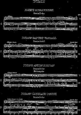 Böhmische Violinsonaten: Violin