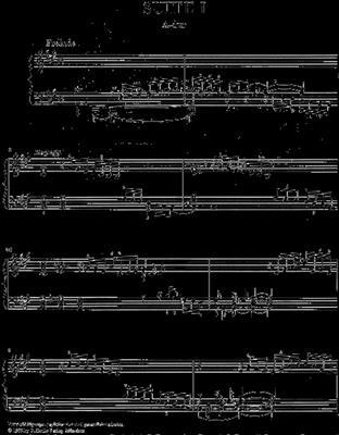 Georg Friedrich Händel: Piano Suites: Piano