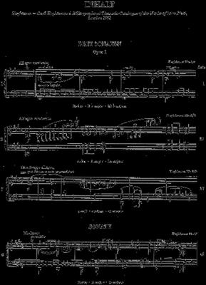 John Field: Sonaten: Piano