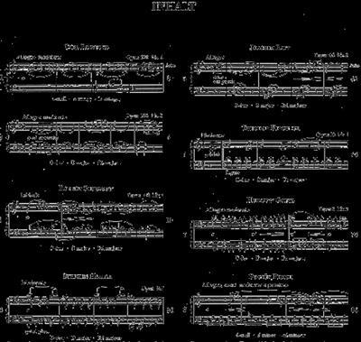 Sonatinen 3: Piano
