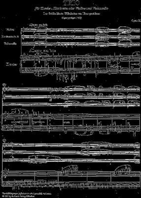 Ludwig van Beethoven: Clarinet Trios B flat major op. 11 & E flat major: Clarinet