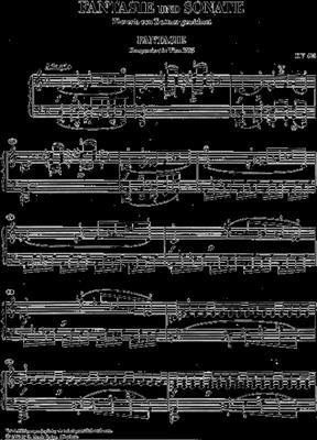 Wolfgang Amadeus Mozart: Fantasy and Sonata In C Minor KV 475/457: Piano