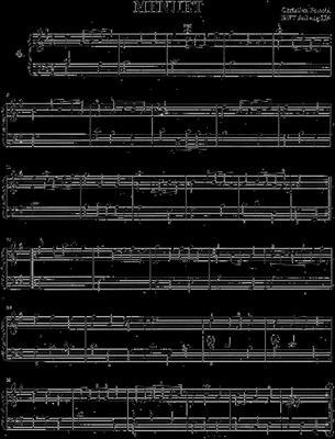 Johann Sebastian Bach: Notebook For Anna Magdalena Bach : Piano