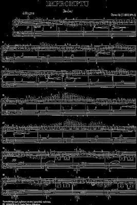 Franz Schubert: Impromptu In E Flat D.899: Piano