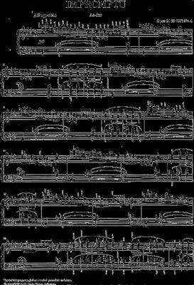 Franz Schubert: Impromptu In A Flat Op.90 No.4 D899: Piano