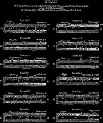 Carl Philipp Emanuel Bach: Sonaten 2 (Auswahl): Piano