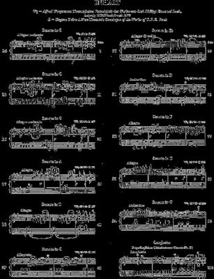 Carl Philipp Emanuel Bach: Sonaten 3 (Auswahl): Piano