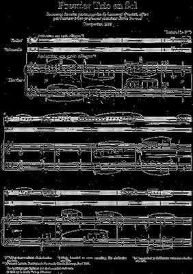 Claude Debussy: Piano Trio In G: Piano Trio