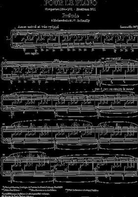Claude Debussy: Pour Le Piano: Piano