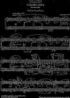 Claude Debussy: Images - Premiere Série: Piano
