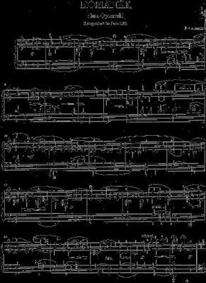 Robert Schumann: Ausgewählte Klavierwerke: Piano