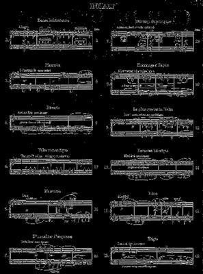 Claude Debussy: KLavierstucke: Piano