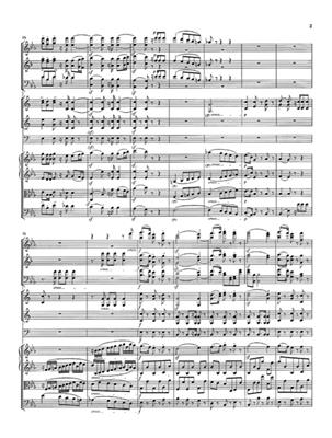 Ludwig van Beethoven: Congratulations Minuet And Dances For Orchestra: Orchestra