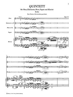Ludwig van Beethoven: Piano Quintet and Piano Quartets: Piano Quintet