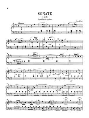 Ludwig van Beethoven: Piano Sonatas, Volume I Clothbound: Piano