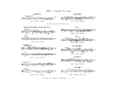 Felix Mendelssohn Bartholdy: Orgelstucke: Organ