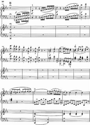 Ludwig van Beethoven: Concerto for Piano and Orchestra No. 3 c minor: Piano Duet