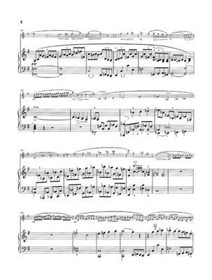 Ferruccio Busoni: Frühe Charakterstücke (Erstausgabe): Clarinet