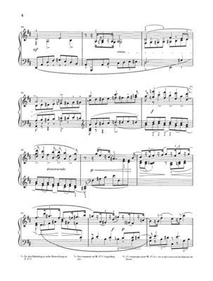 Robert Schumann: Allegro In B Minor Op.8: Piano