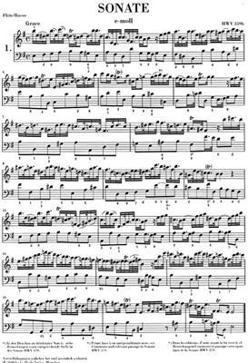 Georg Friedrich Händel: Flute Sonatas, Volume I: Flute