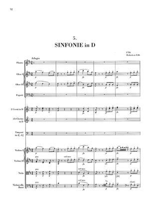 Franz Joseph Haydn: Paris Sinfonias, 2nd Sequence: Ensemble