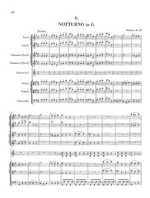 Franz Joseph Haydn: Notturni mit Orgelleiern: Orchestra