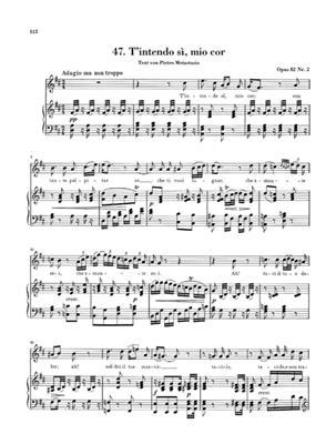 Ludwig van Beethoven: Samtliche Lieder Band II: Voice