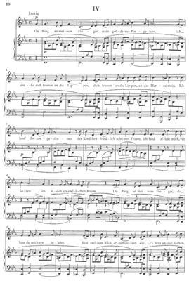 Robert Schumann: Frauenliebe Und Leben Op.42: Voice