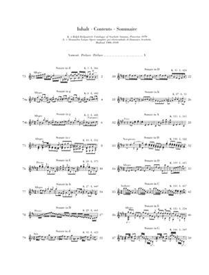 Domenico Scarlatti: Selected Piano Sonatas Volume IV: Piano