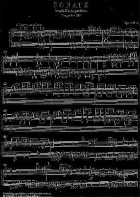Ludwig van Beethoven: Piano Sonata Op.2 Nr.3: Piano