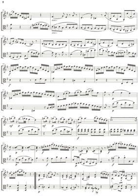Wolfgang Amadeus Mozart: String Duos: Violin & Viola